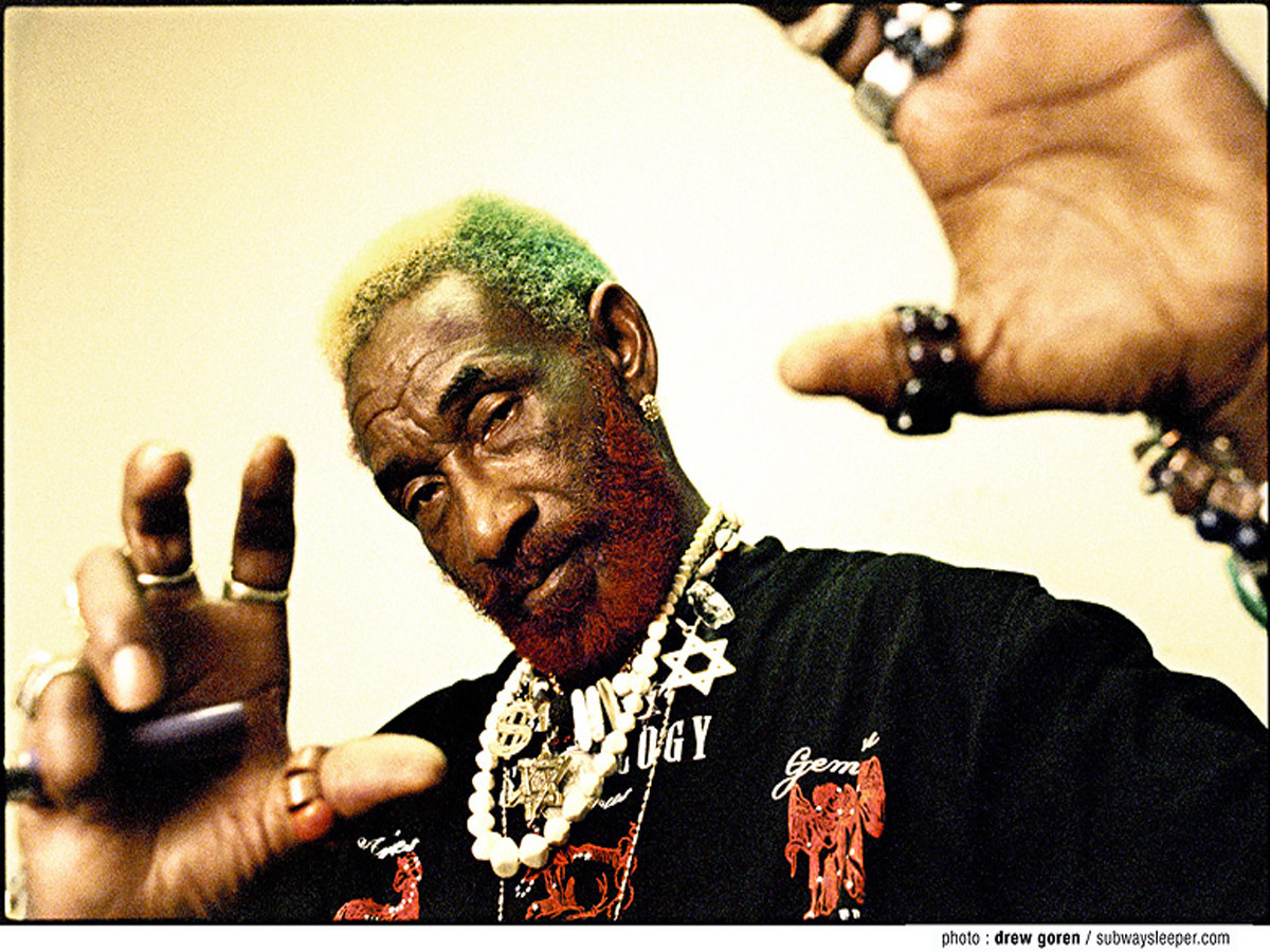 Lee Perry The Upsetters Upsetters Trying To Upset The Upsetter Blood Poison